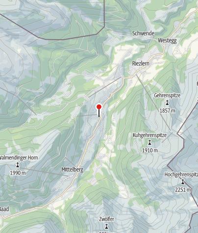Karte / Skimuseum und Bergschau