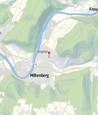 Karte / Gästeführer Peter Meisenzahl