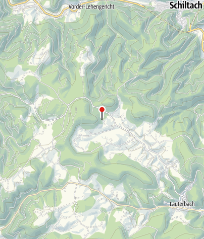 Karte / Grusenloch / Steg