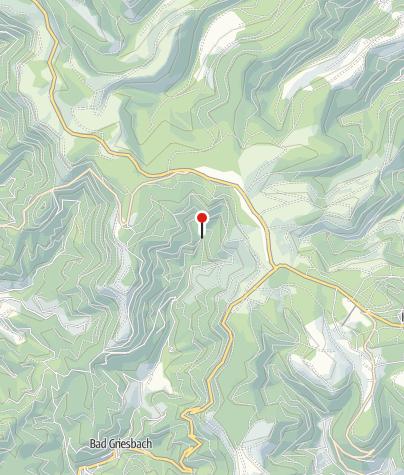 Karte / Fischfelsenhütte