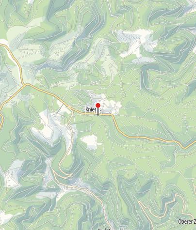 Karte / Kniebis/Fußgängerbrücke
