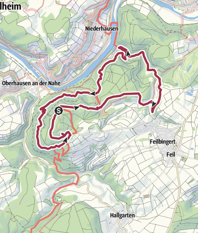Karte / Vitaltour Geheimnisvoller Lemberg