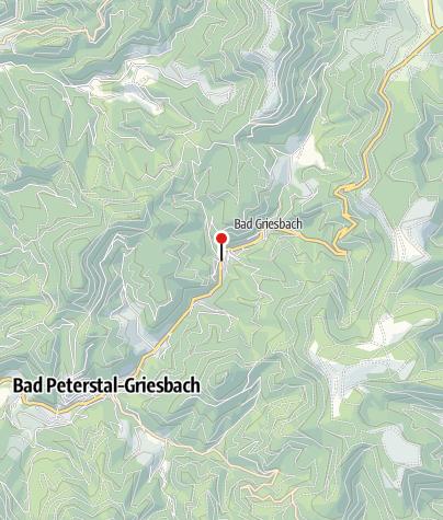 Karte / Bad Griesbach/Döttelbach