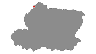 Karte / Dolomitenweg Lienz - Maria Luggau – Sappada / Plodn