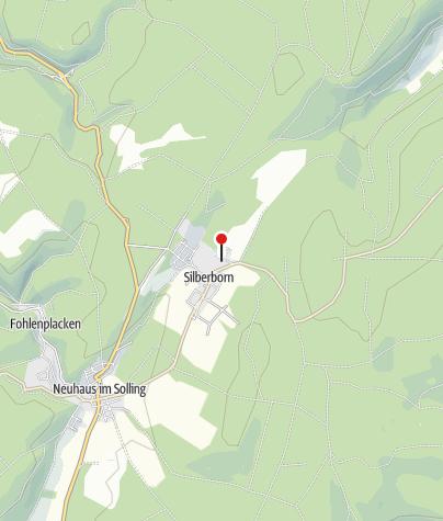 Karte / Campingplatz Silberborn - Holzminden/Silberborn