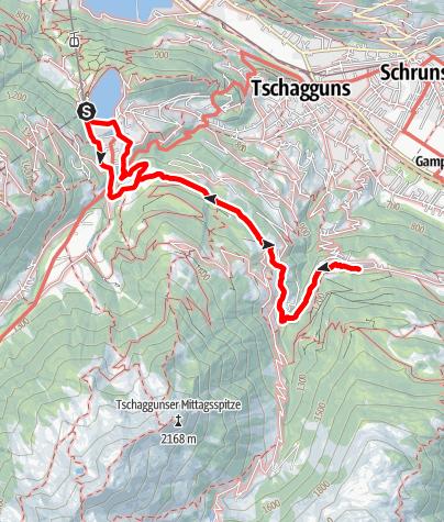 Map / Aquaweg