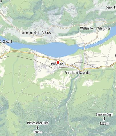 Map / Buschenschenke Kurasch