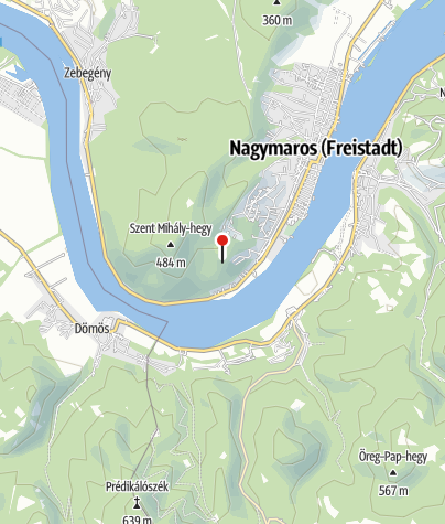 Térkép / Gánti-pihenő
