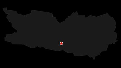 Karte / Große Kärnten Seen-Schleife