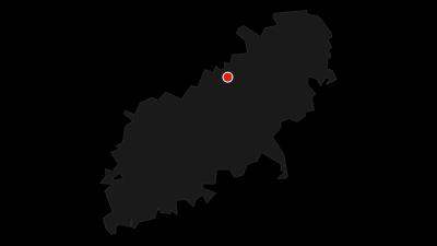 Karte / Schloss Filseck