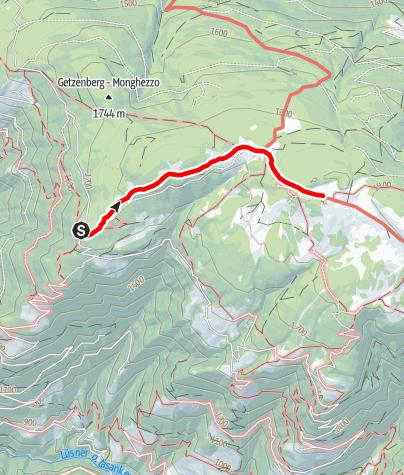Mapa / Schöpfungsweg