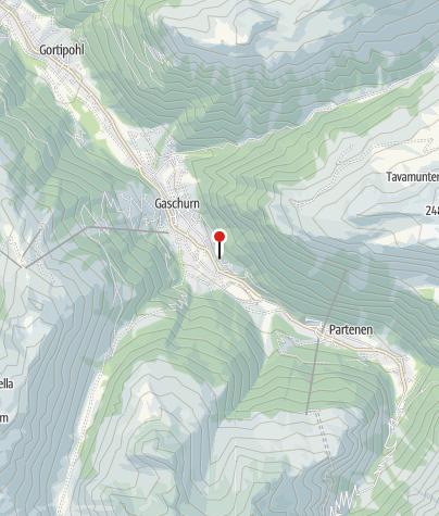 Kaart / Haus Bergblick