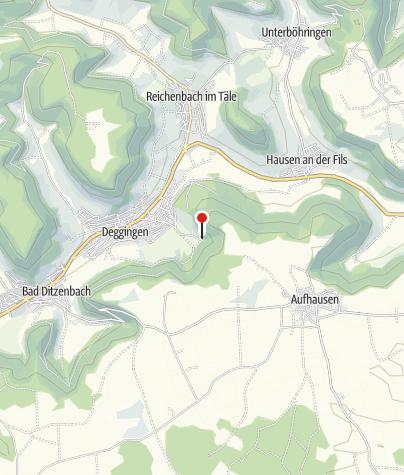 Karte / Ave Maria Deggingen
