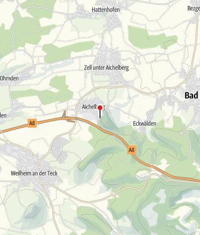 Karte / Höhenrestaurant Café Waldeck