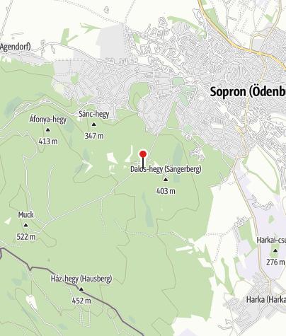 Map / Lővér Kalandpark