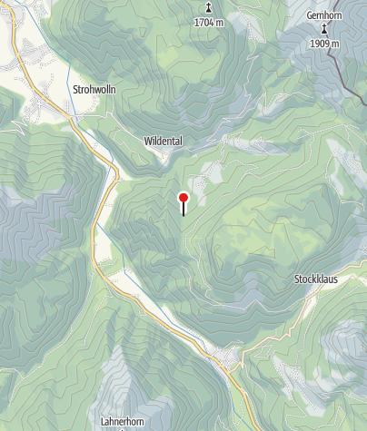 Karte / Almausschank Hundsfußalm