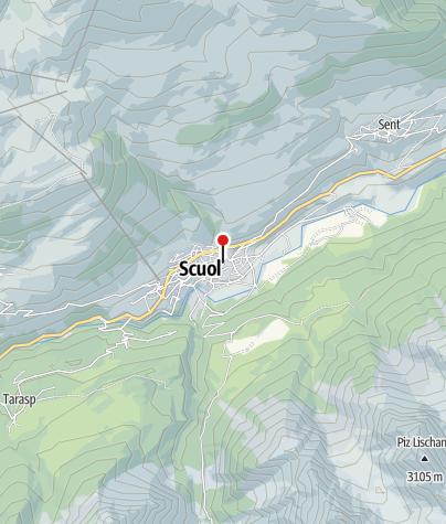 Map / Dorfbrunnen Bagnera