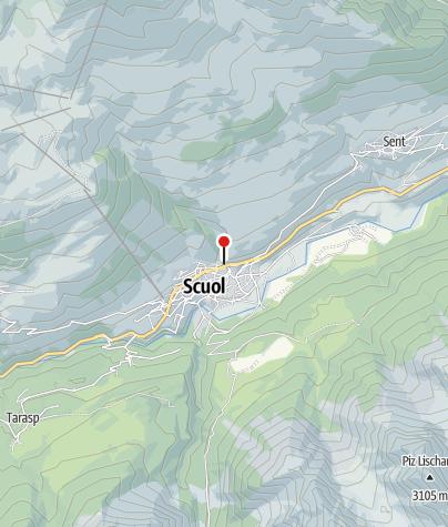Karte / Eichhörnchen-Brunnen