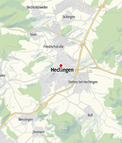 Karte / Gaststätte Fecker