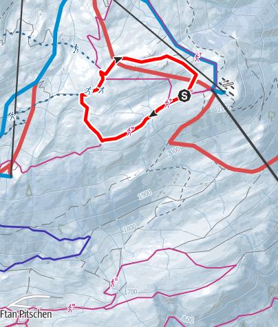 Karte / Motta Naluns