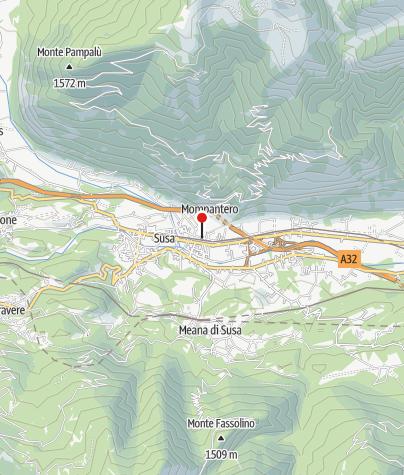 Karte / Mompantero