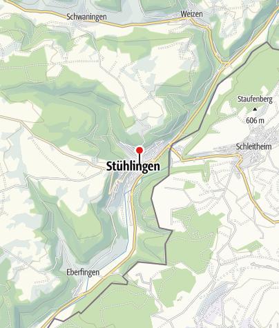 Karte / Stühlingen
