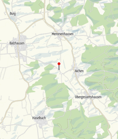 Karte / Bernbach