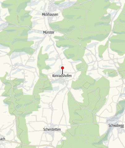 Karte / Konradshofen