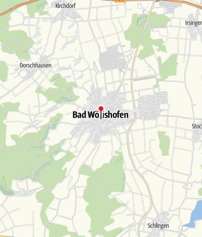 Karte / Bad Wörishofen Kloster