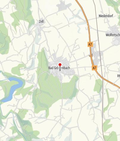 Karte / Bad Grönenbach