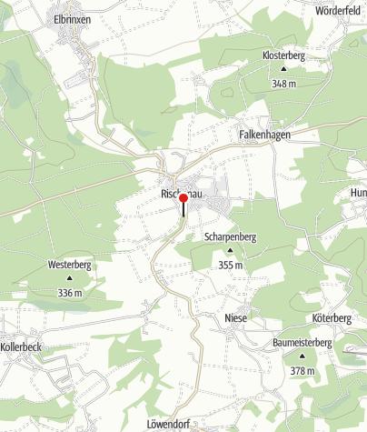 Karte / Paradiesmühle