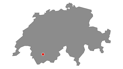 Karte / Tour du Val d'Hérens