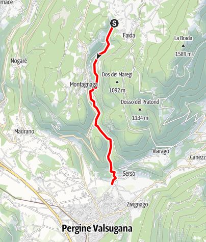 Mappa / Rio Negro E