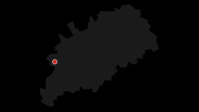 Karte / Ins Monbachtal - von Weil der Stadt nach Bad Liebenzell