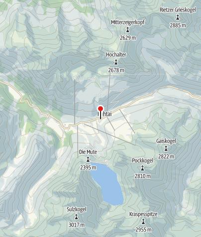 Map / Kühtai