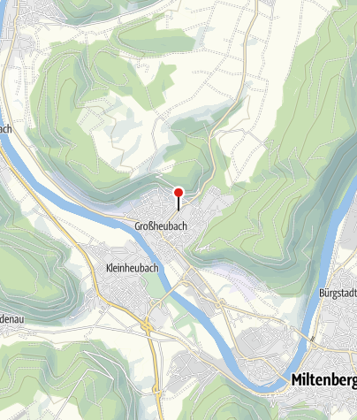 Karte / Ferienwohnung Steiniger