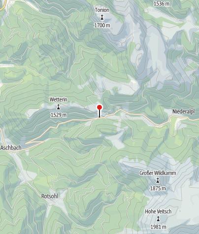 Karte / Plodererhof, Gasthof