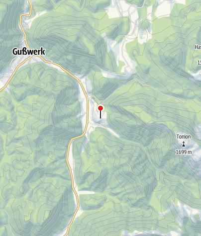 """Karte / """"Lechnerbauer"""", Bauernhof - Gasthof"""