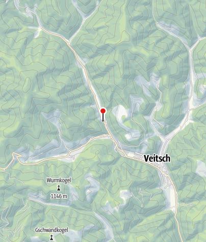 Karte / Frühstückspension Hermine Fraiß