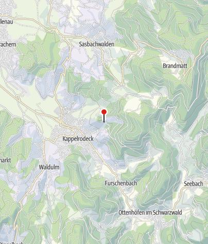 Karte / Wildgehege