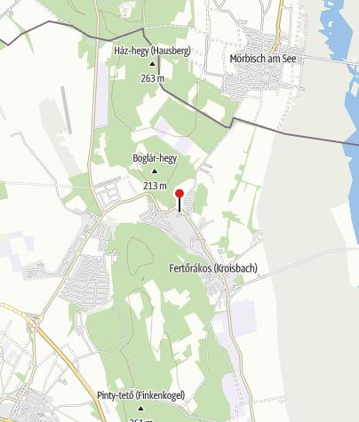 Map / Fertőrákosi Kőfejtő Témapark
