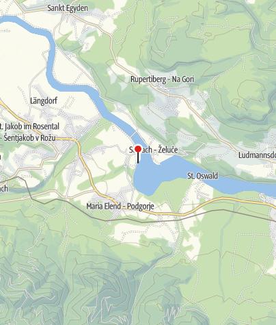 "Karte / Blickplatz ""Drau-Biotop"""