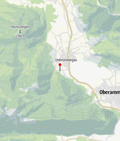 Karte / Sommerrodelbahn Steckenberg