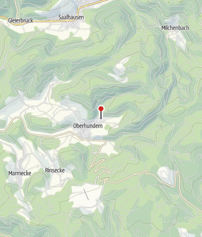 Karte / Kurpark Oberhundem