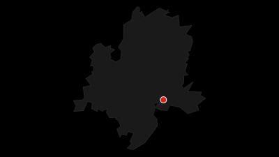 Karte / Von Hütte zu Hütte rund um den Edelsberg