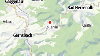 Karte / Belvedere