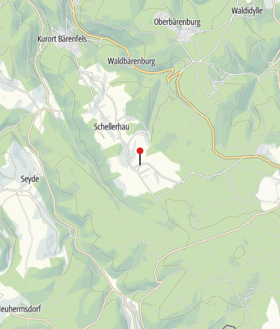 Karte / Oberer Gasthof/Botanischer Garten