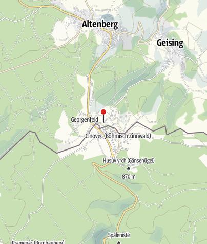 Karte / Wendeplatz