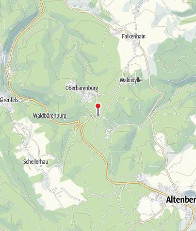 Karte / Zur Bobbahn