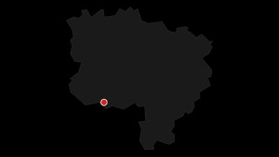 Karte / Von Turren nach Schönbüel
